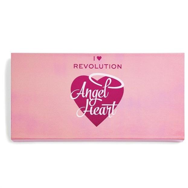 Makeup Revolution ANGEL HEART Paleta cieni do powiek