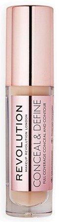 Makeup Revolution Conceal and Define Concealer Korektor do twarzy C8