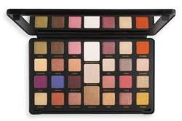 Makeup Revolution Friends The one with...Shadow Palette Paleta cieni do powiek