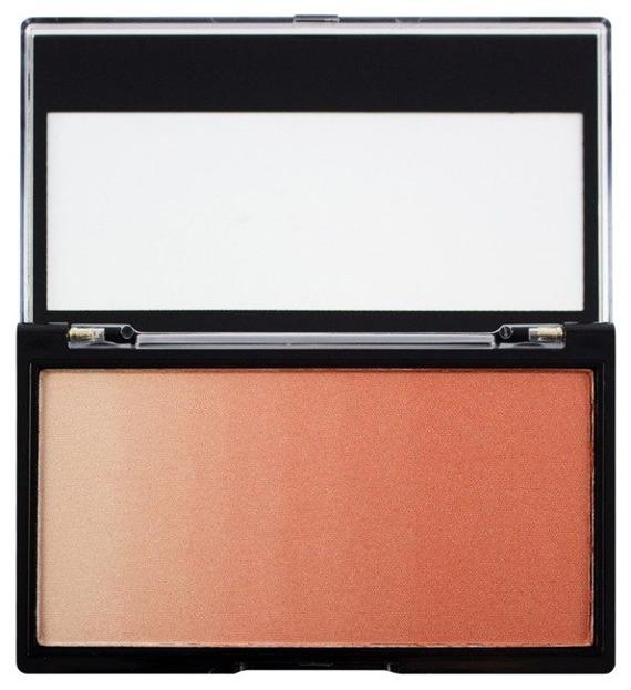Makeup Revolution Gradient Highlighter Sunlight Mood Lights Rozświetlacz do twarzy