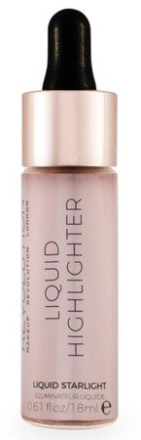 Makeup Revolution Liquid Highlighter Liquid STARLIGHT V4 Płynny rozświetlacz do twarzy 18ml