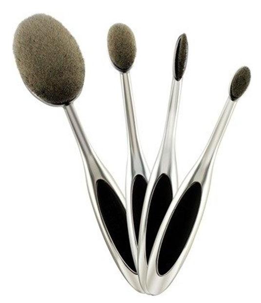 Makeup Revolution Precision Expert Luxe Complete Brush Set Zestaw pędzli do makijażu