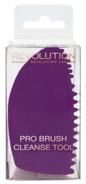 Makeup Revolution Pro Brush Cleanse Tool - Szczoteczka do mycia pędzli
