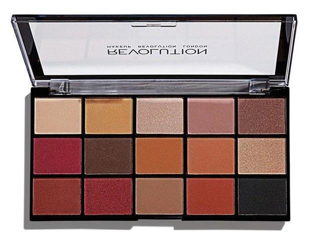 Makeup Revolution Reloaded Iconic Vitality Paleta cieni do powiek