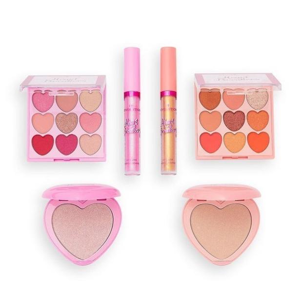 Makeup Revolution XMAS20 Zestaw prezentowy Best Friends Break Hearts