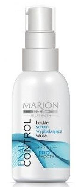 Marion Final Control Lekkie serum wygładzające do włosów 50ml