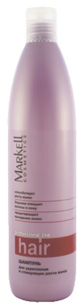 Markell Szampon dla wzmocnienia i stymulacji wzrostu włosów 500ml