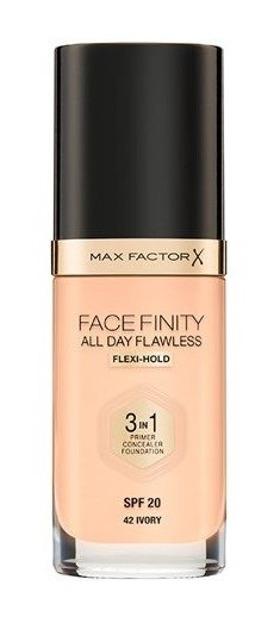 Max Factor Facefinity Foundation Fluid Podkład do twarzy 42 ivory