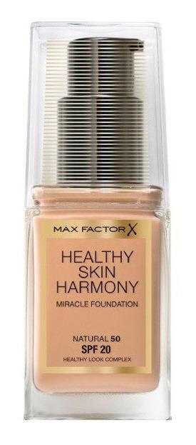 Max Factor Healthy Skin Harmony Podkład do twarzy 50 Natural 30ml