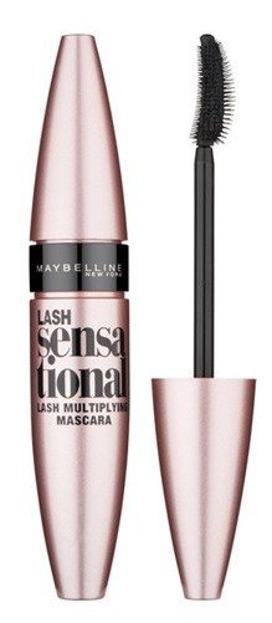 Maybelline Lash Sensational Multiplying Mascara Tusz do rzęs Noir Black, 9,5 ml