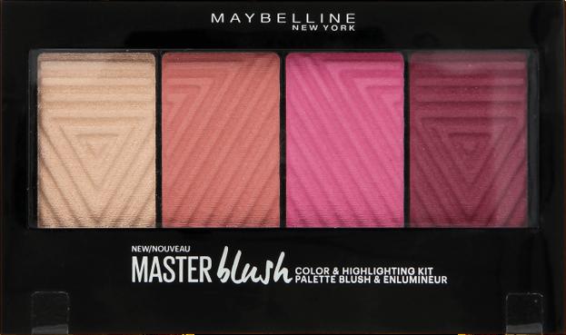 Maybelline Master Blush Palette Paleta róży do policzków 10