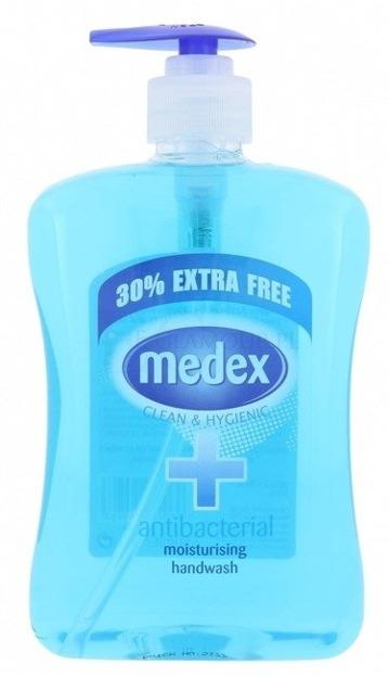 Medex Mydło antybakteryjne do rąk ANTIBACTERIAL 650ml