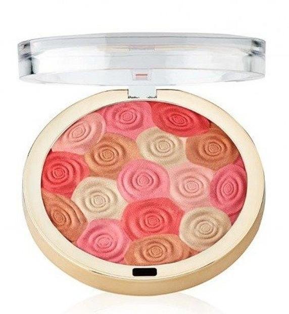 Milani Illuminating Face Powder - Puder rozświetlający 03 Beauty's Touch