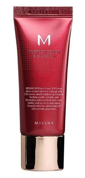 Missha Perfect Cover BB Cream SPF42 Wielofunkcyjny krem BB N.25 20ml