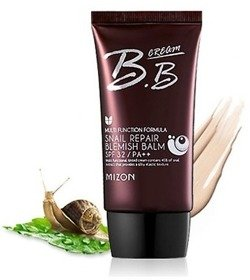 Mizon BB Cream Snail Repair Blemish Balm Krem BB ze śluzem ślimaka nr 1 50ml