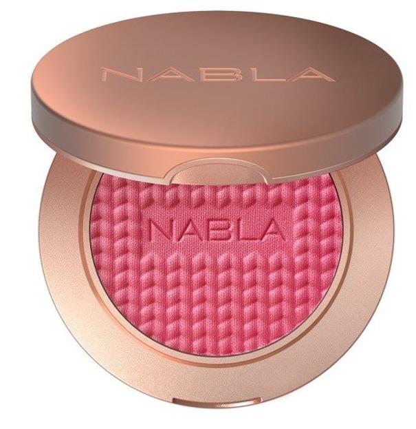 NABLA Blossom Blush - Pudrowy róż do policzków Impulse