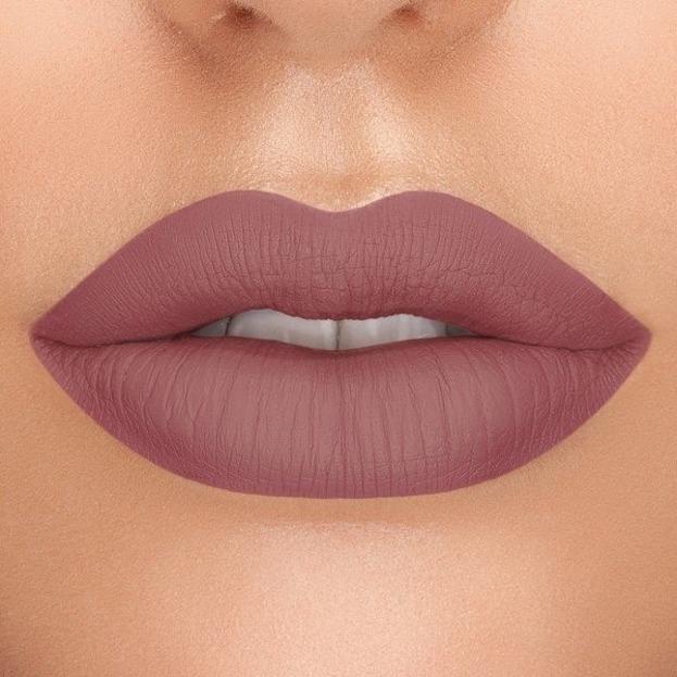NABLA FREEDOMINATION Dreamy Matte Liquid Lipstick Matowa pomadka w płynie FETISH MAUVE