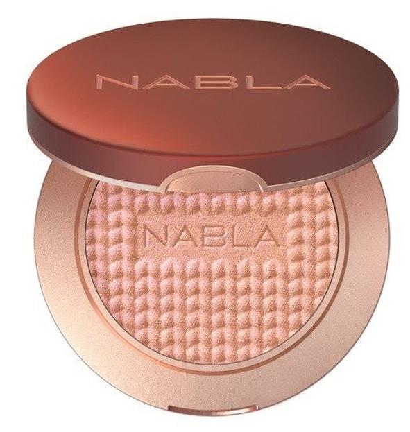 NABLA FREEDOMINATION Shade & Glow Obsexed Pudrowy rozświetlacz