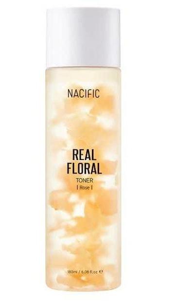NACIFIC Real Floral Toner Rose Różany tonik do twarzy 180ml