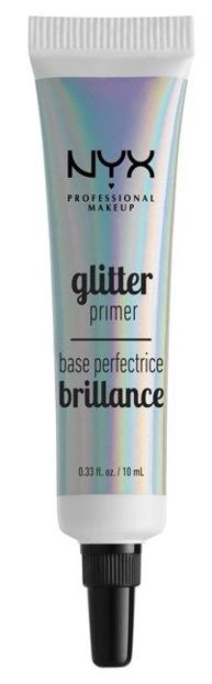 NYX Glitter Primer-base Perfectrice Brillance Klej do brokatu 10ml
