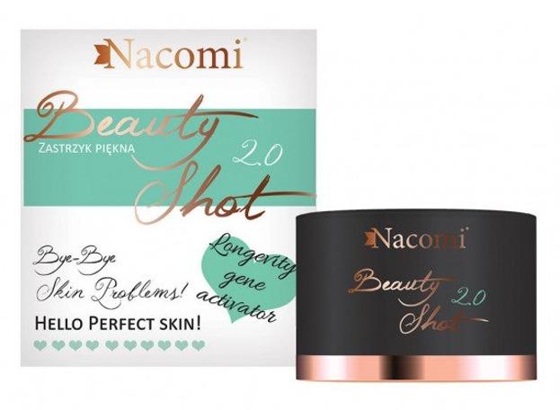 Nacomi Beauty Shot 2.0 Serum/Krem do cera problematycznej 30ml