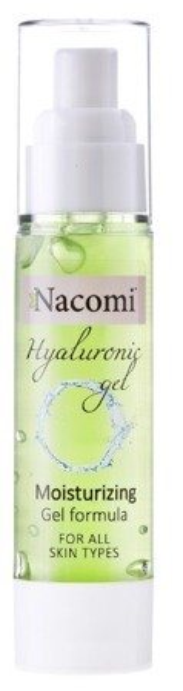 Nacomi Hyaluronic Serum żelowe hialuronowe 50ml