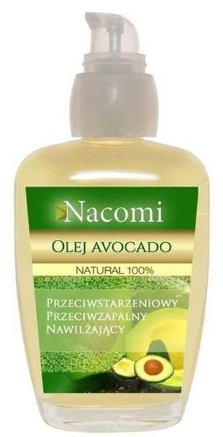 Nacomi Olej Avocado z pompką 50ml