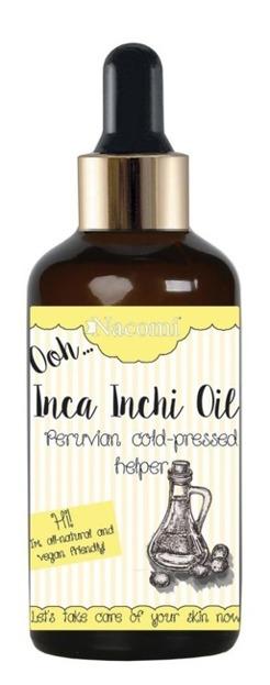 Nacomi Olej Inca Inchi Eco z pipetą 50ml