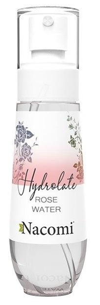 Nacomi ROSE Water Hydrolat różany 80ml