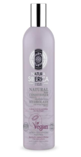 Natura Siberica Odżywka do włosów farbowanych Odnowa Koloru i Blask 400ml