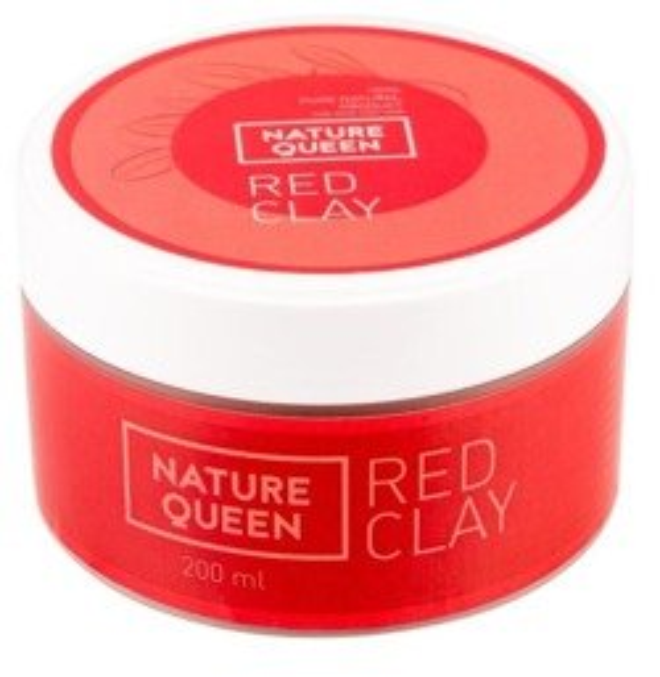 Nature Queen Glinka czerwona 200ml