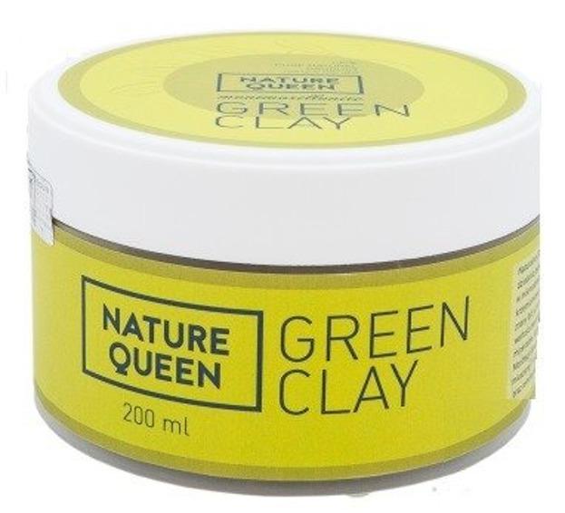 Nature Queen Glinka zielona 200ml