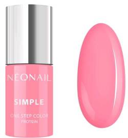 Neonail Simple One Step Color lakier hybrydowy LOVELY 7838-7