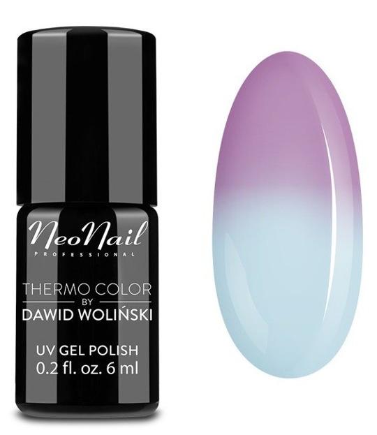 Neonail Thermo Color by Dawid Woliński Lakier termiczny 6636 Soft Cashmere 6ml