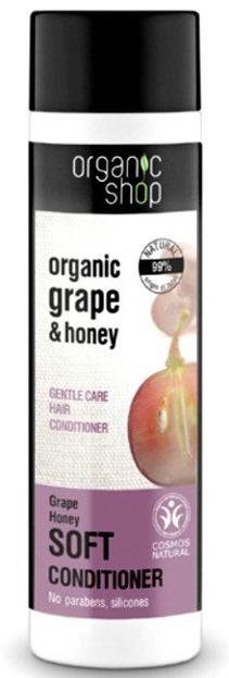 Organic Shop -  Balsam do włosów Winogron i Miód 280 ml