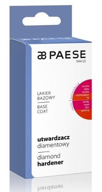PAESE NAILS Base Coat Utwardzacz Diamentowy 9ml