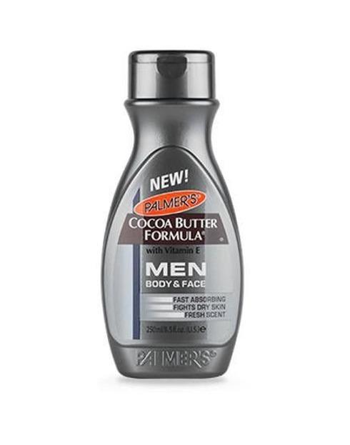 Palmer's Cocoa Men Body & Face Lotion - Nawilżający balsam do ciała i twarzy dla mężczyzn, 250 ml