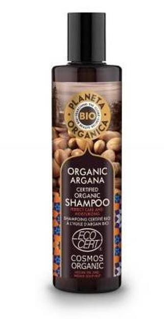 Planeta Organica BIO szampon do włosów Argan Oil 280ml