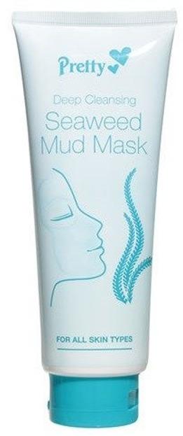Pretty Mud Mask Sea Weed Głęboko oczyszczająca maska do twarzy 198ml