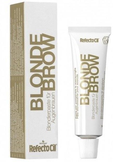 Refectocil tint Blonde Brow Rozjaśniająca pasta do brwi i rzęs 15ml