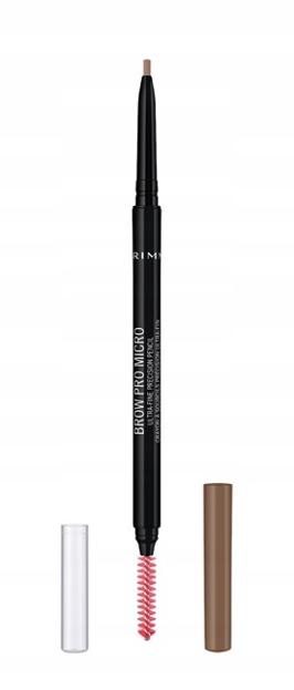 Rimmel Brow Pro Micro ultra-fine pencil Precyzyjna kredka do brwi 001