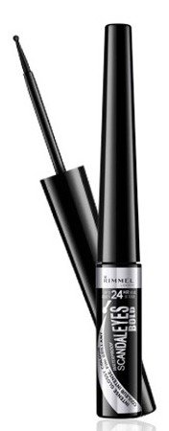 Rimmel Scandaleyes Bold Eyeliner waterproof 2,5ml
