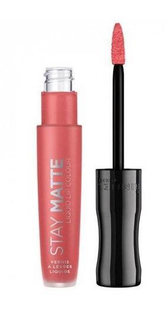 Rimmel Stay Matte Liquid Lip Colour Płynna matowa pomadka do ust 600 5,5ml
