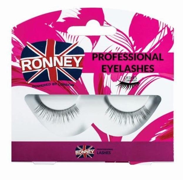 Ronney Professional Eyelashes Sztuczne rzęsy RL 00007