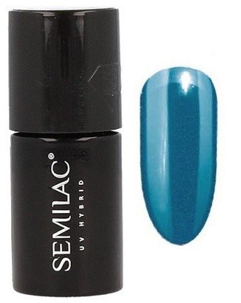 Semilac Sharm Effect Lakier hybrydowy 627 Turquoise 7ml