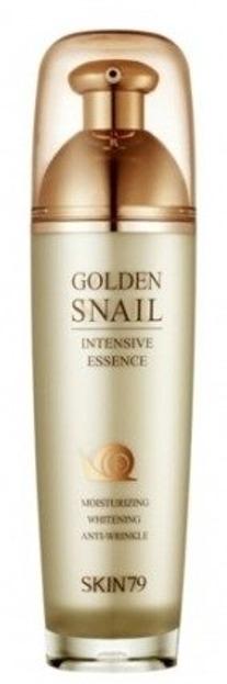 Skin79 Golden Snail Intensive Essence - Esencja do twarzy z ekstraktem ze ślimaka 40g