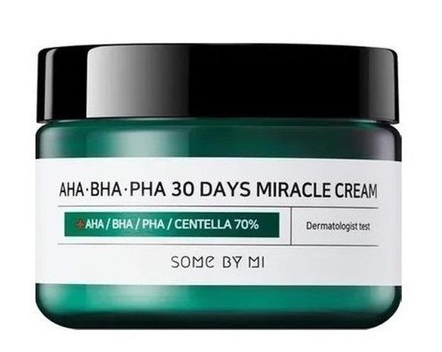 SomeByMi AHA/BHA/PHA 30days Miracle Cream Wielofunkcyjny krem do twarzy 50ml