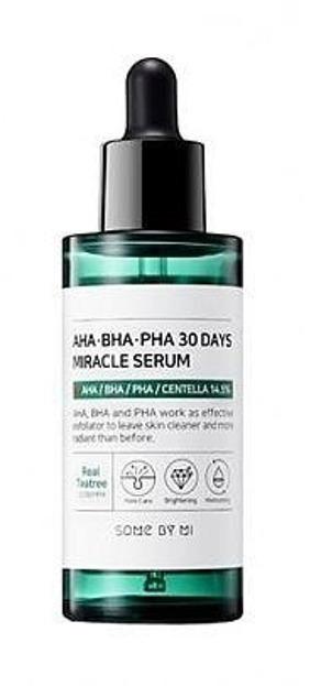 SomeByMi AHA/BHA/PHA 30days Miracle Serum Oczyszczające serum do twarzy 50ml