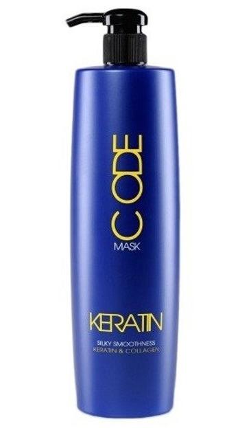 Stapiz Keratin Code Mask - Maska do włosów regenerująca 1000 ml