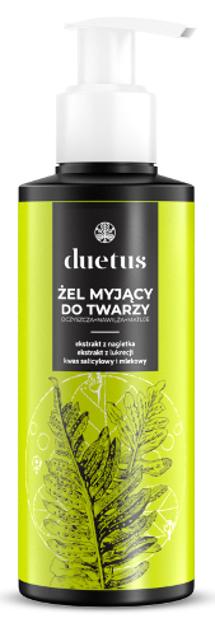 Sylveco Duetus Żel myjący do twarzy 150ml